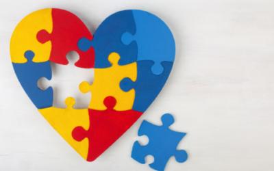 Scheiden met autisme.