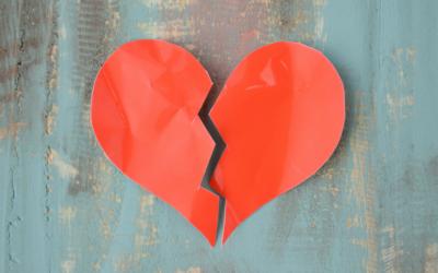Scheiding niet zien aankomen